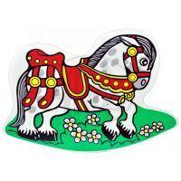 Dřevěné houpadlo kůň