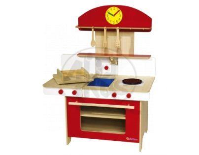 Dřevěná kuchyňka Eichhorn