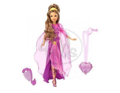 Barbie M0793_M0795 - Barbie kamarádky - Diamantový zámek (modro-zelená)