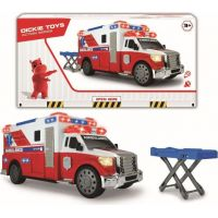 Dickie Action Series Ambulance 33 cm zvukový efekt