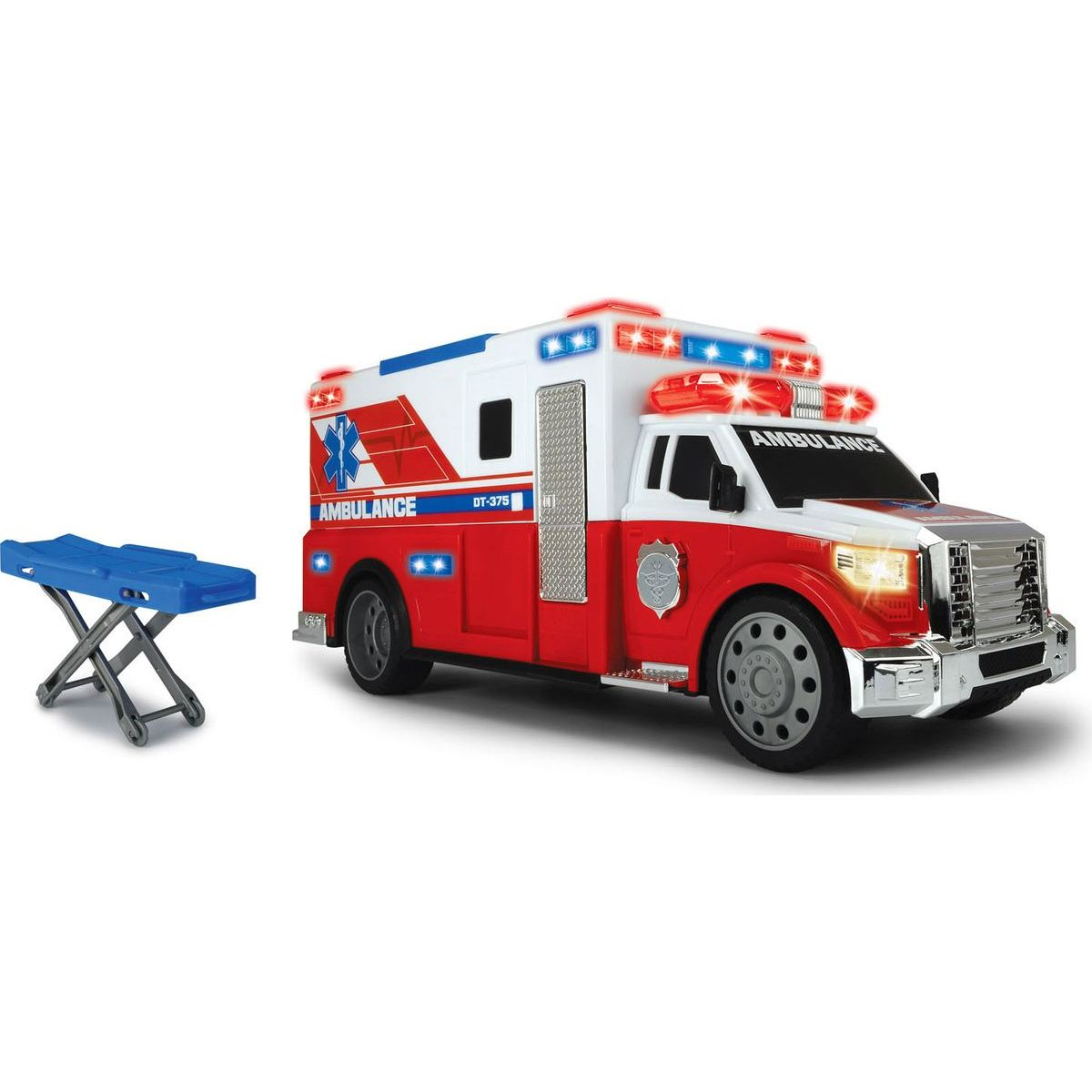 Dickie Action Series Ambulance 33 cm