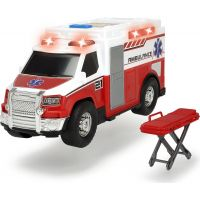 Dickie Action Series Ambulance Auto 30 cm