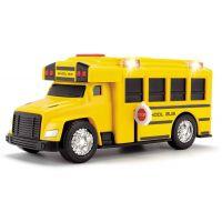 Dickie Action Series Školní autobus 15 cm