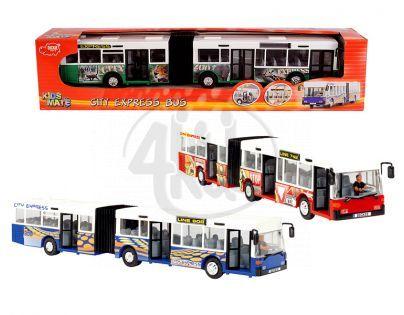 Dickie D 3314825 - Autobus City Express