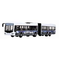 Dickie Autobus City Express Bus bílomodrý