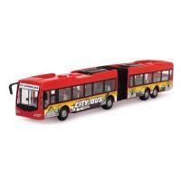 Dickie Autobus City Express Bus červený