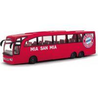 Dickie Autobus FC Bayern Touring Bus 30 cm