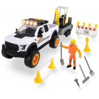 Dickie Ford Raptor set silniční stavby