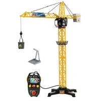 DICKIE D 3462411 - Jeřáb Giant Crane 100cm, kabel