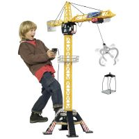 Dickie Jeřáb Mega Crane na kabel 120 cm - Poškozený obal 2