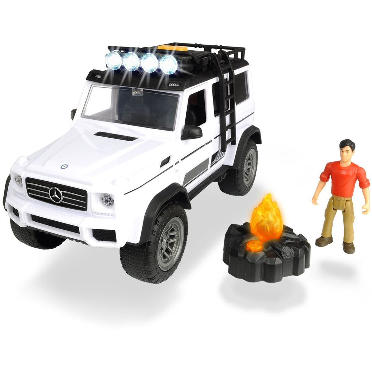 Dickie Mercedes V8 Adventure set