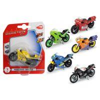 Dickie Motocykl kovový ASST