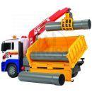 Dickie Nákladní auto Air Pump Utility Truck 3