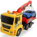 Dickie Odtahová služba Pump Action Tow Truck 2