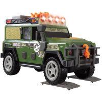 Dickie D 3308366 - Outland Patrol vojenský 34 cm