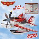 Dickie Planes Závěsné letadlo na strop Prášek 4