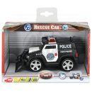 DICKIE D 3353575 - AS Policejní zásahové vozidlo 15cm, světlo, zvuk 4