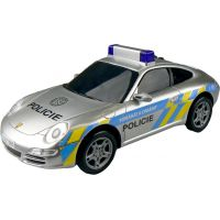 Dickie Policejní auto 1:18 - Porsche