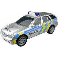 Dickie Policejní auto Mercedes-Benz C-Class