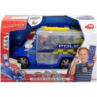 Dickie Policejní auto s příslušenstvím 2