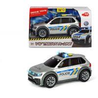 Dickie Policejní auto VW Tiguan R-Line CZ