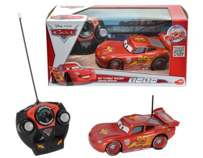 Dickie 3089538 - RC Cars - Blesk McQueen Metallic 1:24 27 MHz