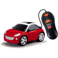 Dickie RC Auto Opel Adam na kabel Červený