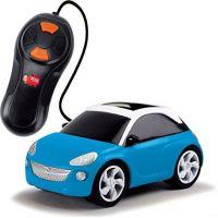 Dickie RC Auto Opel Adam na kabel modrý