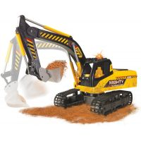 Dickie RC Bagr Mighty Excavator 5