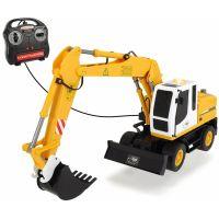 Dickie RC Bagr Wheeled Excavator