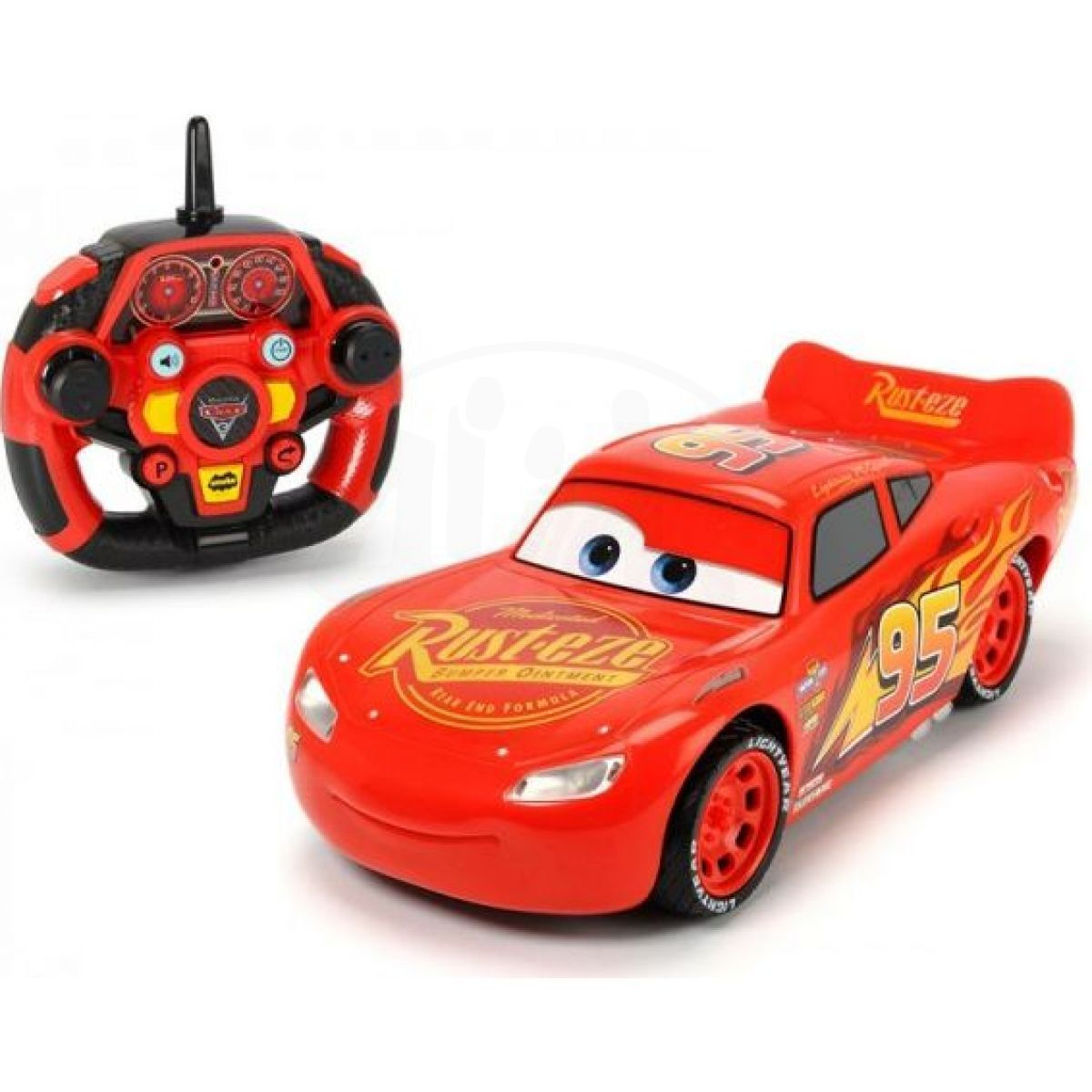 Dickie RC Cars 3 Ultimate Blesk McQueen 1:16