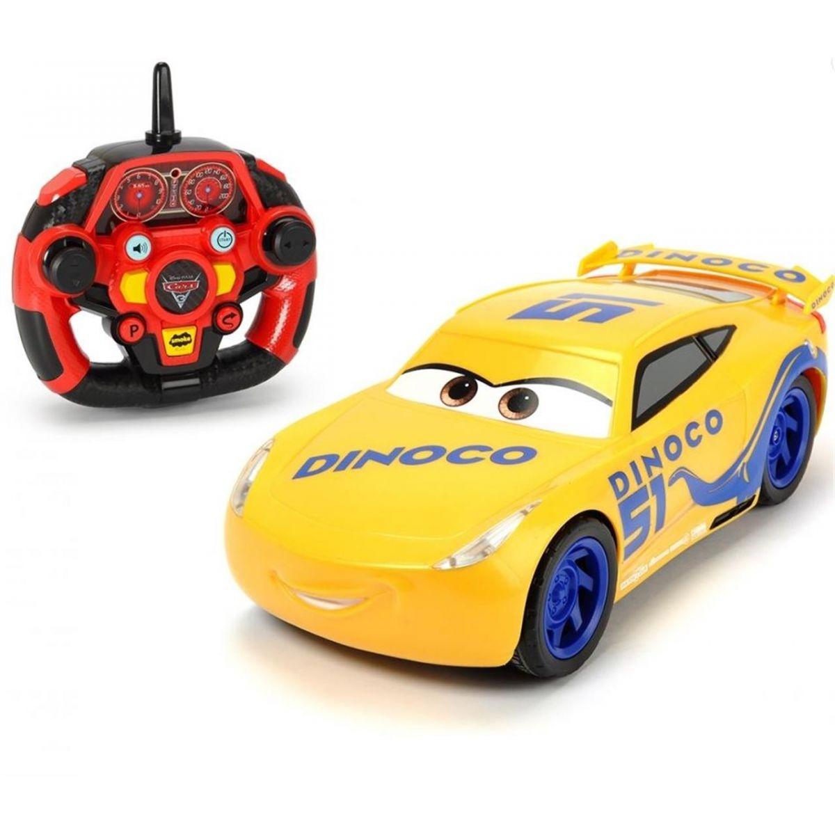Dickie RC Cars 3 Ultimate Cruz Ramirezová 1:16