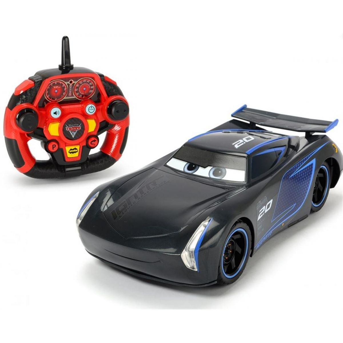 Dickie RC Cars 3 Ultimate Jackson Hrom 1:16