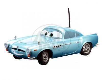 Dickie 3089503 - RC Cars - Finn McMissile 1:24 (2 kan)