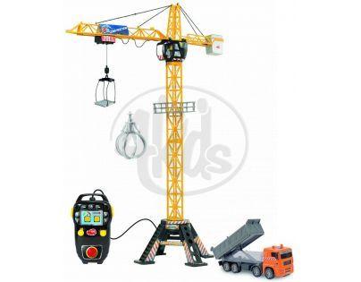 Dickie RC Jeřáb Mega Crane 120 cm