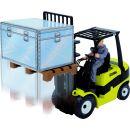 Dickie Vysozdvižný vozík 24 cm 3