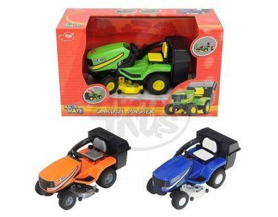 DICKIE D 3414468 - Zahradní traktor - sekačka na trávu
