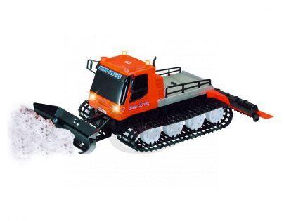 DICKIE D 3413779 - Sněhová rolba se zvukem a světlem (48 cm)