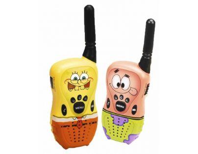 Dickie SpongeBob Walkie Talkie Vysílačky