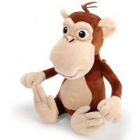 Dickie Statečná autíčka Plyšový opičák 30 cm