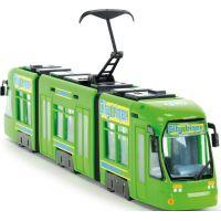 Dickie Tramvaj 46 cm zelená