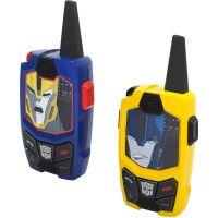 Dickie Transformers Vysílačky Walkie Talkie