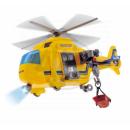 DICKIE 3563573 - Vrtulník 18cm se světlem a zvukem 2