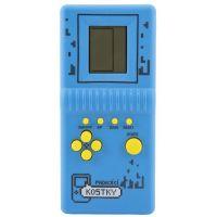 Digitální hra Padající kostky modrá