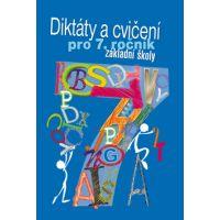Diktáty a cvičení pro 7. ročník základní školy (Ottovo nakl.141540)