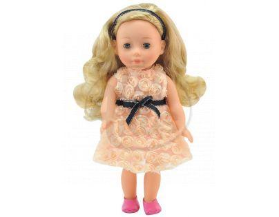 Dimian Bambolina Panenka Molly - Květované šaty