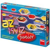 Dino AZ Kvíz Junior SK - detská hra