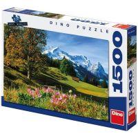 Dino Bavorské Alpy puzzle 1500 dílků