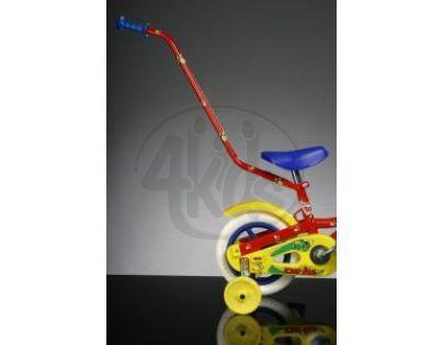 Dino Bikes Vodící tyč pro kola - červená