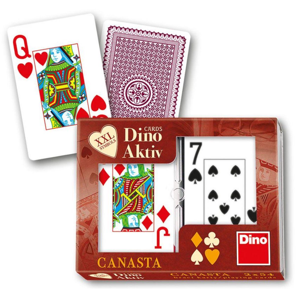 Dino Canasta Aktiv Classic
